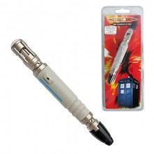 Doctor Who Sonic Screwdriver Ficklampa