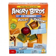 Angry Birds On Thin Ice - Brädspel