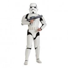 Stormtrooper Maskeraddräkt Deluxe