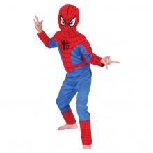 Spindelmannen Barn Maskeraddräkt