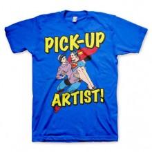 Superman Pick-Up Artist T-shirt