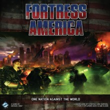 Fortress America - Sällskapsspel
