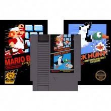 Super Mario Bros / Duck Hunt  (NES 8-bit)