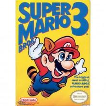 Super Mario Bros 3 (NES 8-bit)