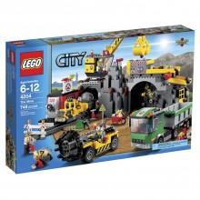 LEGO City Gruvan 4204