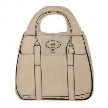 Shopperholic Shopper Brun - Återanvändbar Shopping Bag