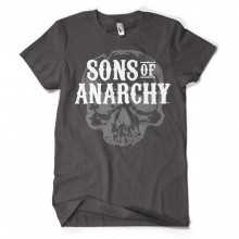 Sons Of Anarchy Motorcycle Club T- Shirt