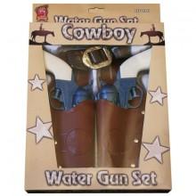 Cowboypistoler Vatten