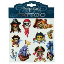 Pirat Tatuering