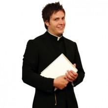 Prästkrage med Skjortbröst