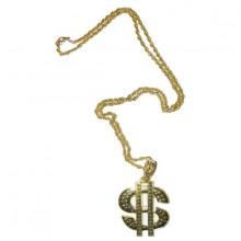 Dollar Guldhalsband