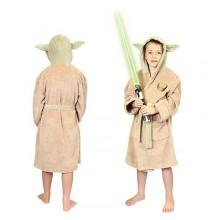 Star Wars Yoda Morgonrock Barnstorlek