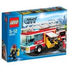LEGO City Brandbil 60002