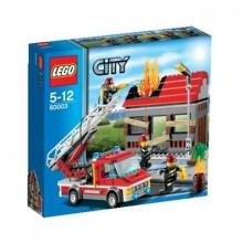 LEGO City Brandsläckning 60003