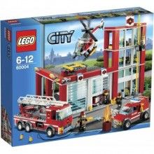 LEGO City Brandstation 60004