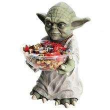 Star Wars Yoda Godisskål