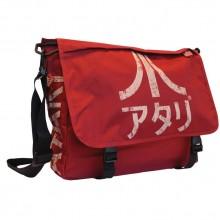Röd Retro Atari-väska
