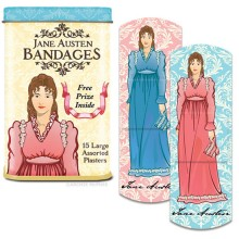 Jane Austen Plåster