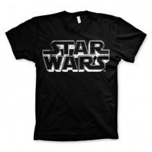 Star Wars Distressed Logo T-Shirt
