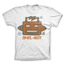 The Big Bang Shel-Bot T-shirt