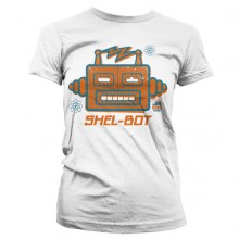 The Big Bang Shel-Bot Dam T-shirt