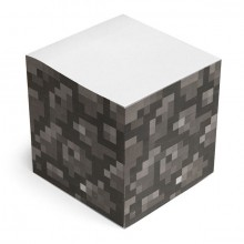 Minecraft Sticky Notecube