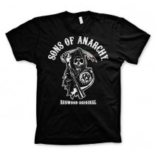 Sons Of Anarchy - Redwood Original T-Shirt