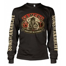 SAMCRO - Men Of Mayhem Long Sleeve T-Shirt