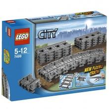 LEGO City Flexibla Skenor 7499