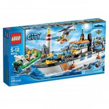 LEGO City Kustbevakningenspatrull 60014