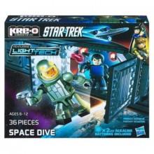 KRE-O Star Trek Space Dive Construction Set