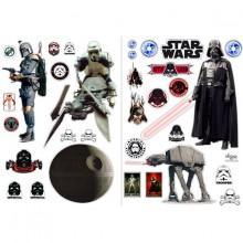 Star Wars The Dark Side Klistermärken