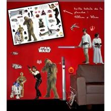 Star Wars Rebell Klistermärken