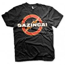 Big Bang Bazinga Underground Logo T-Shirt