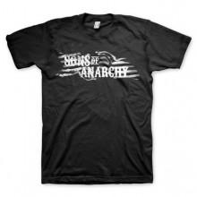 Sons Of Anarchy SOA Flag Logo T-Shirt