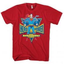 Superman Hero Power T-Shirt
