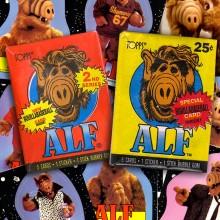 ALF Samlarkort