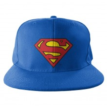 Superman Shield Snapback Keps