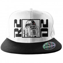 Star Wars R2D2 Snapback Keps