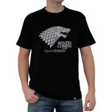 GoT Winter Is Coming T-Shirt Svart