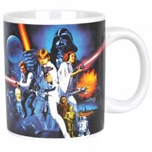 Star Wars A New Hope mugg