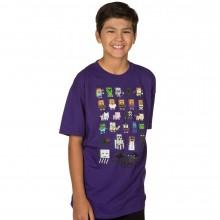 Minecraft Sprites Barn T-shirt