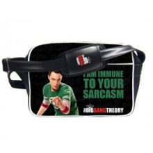 The Big Bang Theory Shoulder Bag Jag är Immun Mot Din Sarkasm