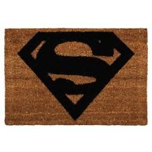 Superman Dörrmatta Logo