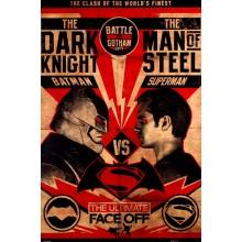 Batman Vs Superman Poster 40 x 50 cm
