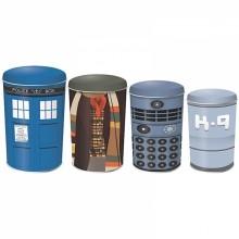 Doctor Who Plåtburkar