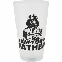 Star Wars Stort Glas - I am your father