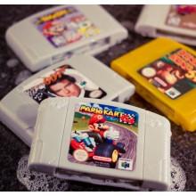 Nintendo 64 Kassett Tvål