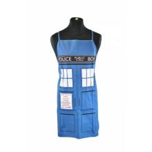 Doctor Who Tardis Förkläde