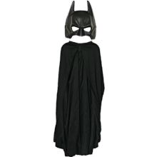 BATMAN MASK & CAPE